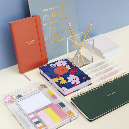 kate spade new york - Brand Colors Tackle Box Stationery Set