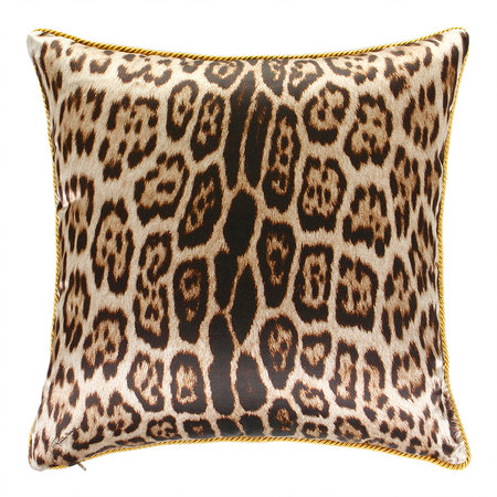 Roberto Cavalli - Venezia Reversible Cushion - 40x40cm - Grey
