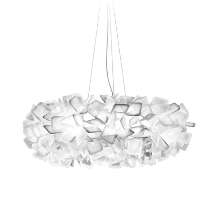 Slamp - Clizia Suspension Ceiling Light - White