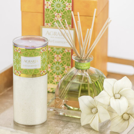 Agraria - AirEssence Diffuser - 210ml - Lime & Orange Blossom