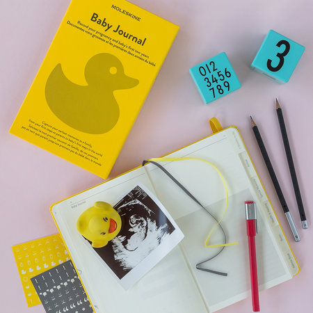 Moleskine - Passion Journal - Baby