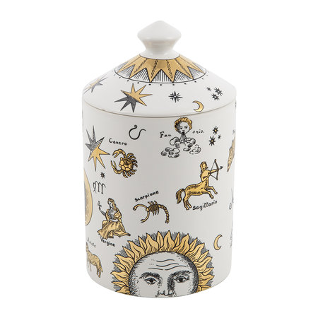 Fornasetti - Astronomici Bianco Candle - 300g