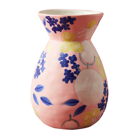 Anthropologie Home - Carmo Vase - Pink - Small