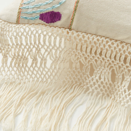 Anthropologie Home - Coussin Cayson