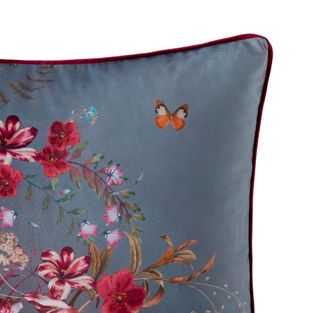 Ted Baker - Fern Forest Pillow - Shadow - 45x45cm