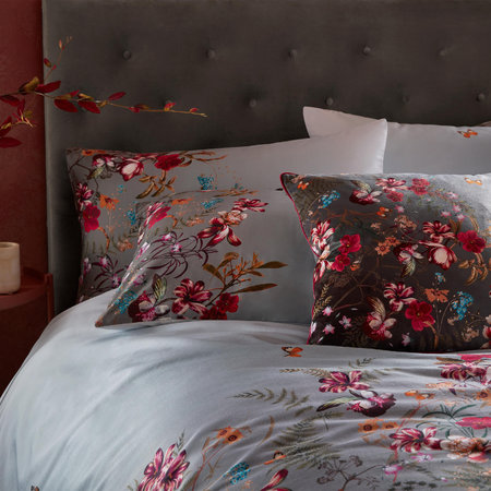 Ted Baker - Fern Forest Quilt Cover - Shadow - King