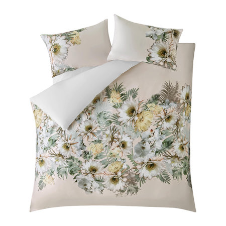 Ted Baker - Woodland Duvet Cover - Nude - Super King