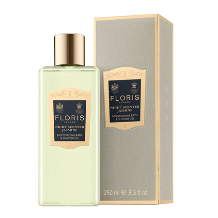 Floris London - Moisturizing Bath & Shower Gel - 250ml - Night Scented