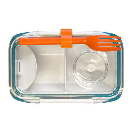 black + blum - Bento Lunch Box with Fork - Ocean