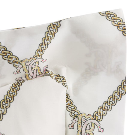 Roberto Cavalli - New Spider Bed Set - White - Super King