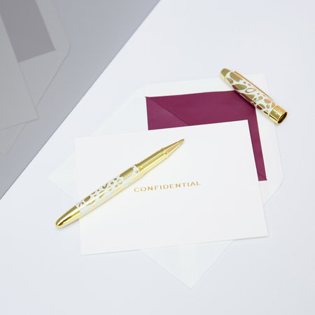 kate spade new york - Confidential Notecard Set