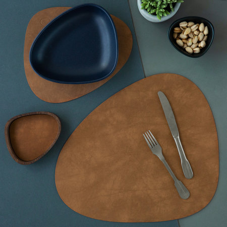 LIND DNA - Curve Table Mat - Nature - Small