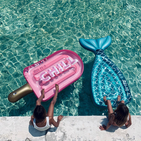 Sunnylife - Luxe Chill Ice Lie On Float