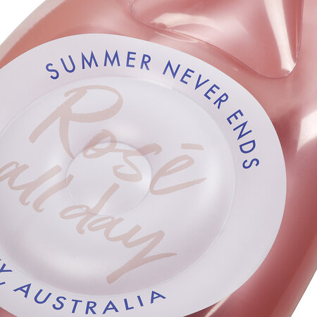 Sunnylife - Luxe Rosé Bottle Lie On Float