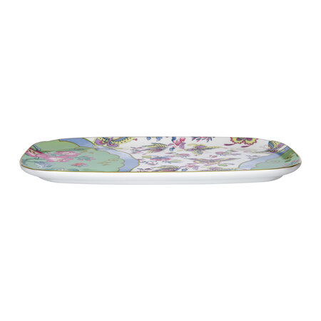 Wedgwood - Plateau à Sandwich Butterfly Bloom - 25cm