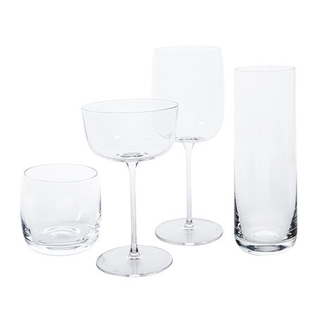 LSA International - Borough Highball Glass - Set of 4 - Clear