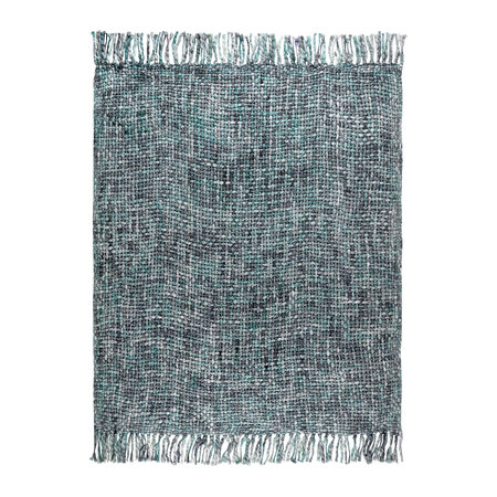 Fat Face - Keya Throw - Peppermint - 130x150cm