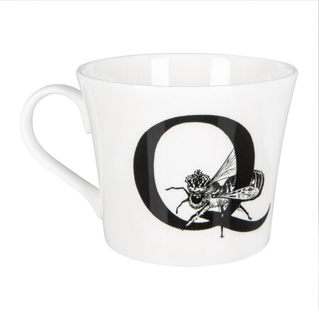 Rory Dobner - Mighty Mugs - Q - Queen Bee