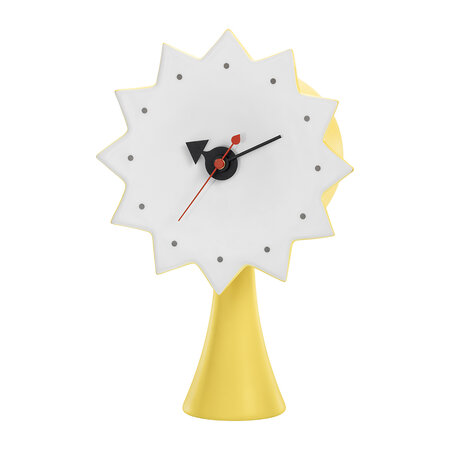 Vitra - Ceramic Clock - Yellow