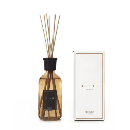 Culti - Stile Colors Reed Diffuser - Brown - 500ml