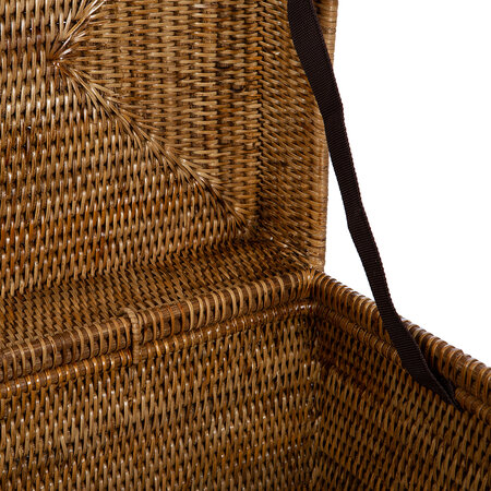 Global Explorer - Rattan Storage Chest - Natural