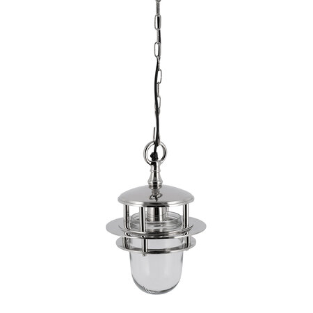 Luxe - Silver Pendant Light