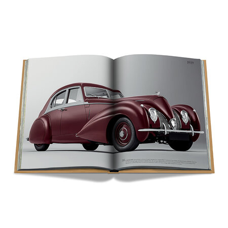 Assouline - Bentley: The Impossible Collection Book