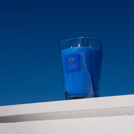 Baobab Collection - Beach Club Scented Candle - Pampelonne - 24cm