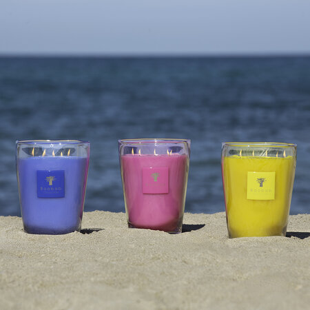 Baobab Collection - Beach Club Scented Candle - South Beach - 16cm