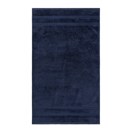 Essentials - Pima Towel - Navy - Bath Sheet