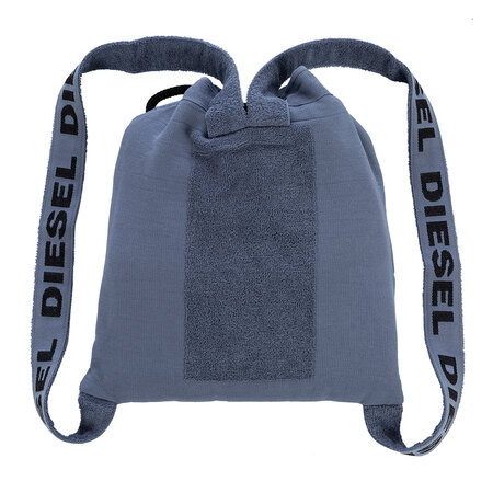 Diesel Living - Active Logo Beach Towel - Jeans