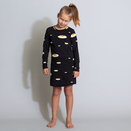 Snurk - Children's Eggs In Space Sweater