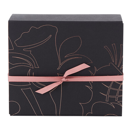 Noble Isle - Wrapped Roses Candle and Bath Gift Set