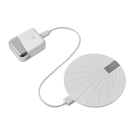 Lexon - Bali Wireless Charging Pad with Battery - White