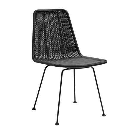 Nordal - Irony Dining Chair - Black
