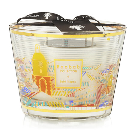 Baobab Collection - St Tropez Scented Candle - 10cm