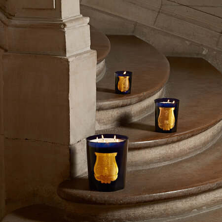 Cire Trudon - Les Belles Matieres Scented Candle - Madurai - 800g - 800g