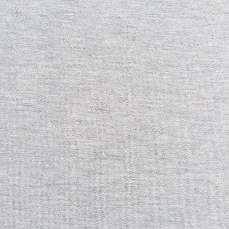 Calvin Klein - Body ID Fitted Sheet - Heather Gray - Double