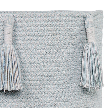 Lorena Canals - Woody Basket - Pearl Blue