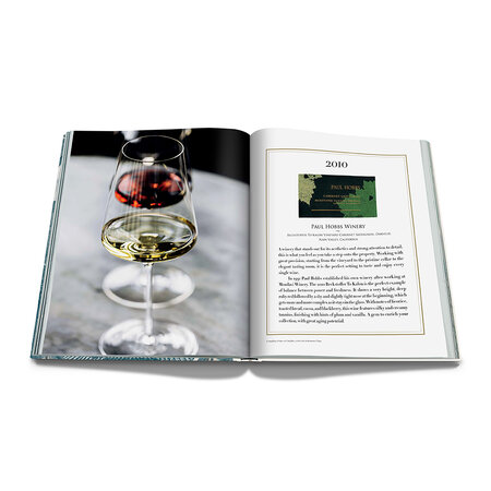 Assouline - The Impossible Collection of American Wine Book