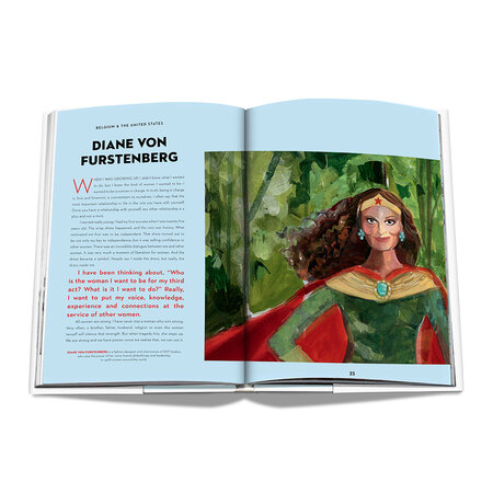 Assouline - Vital Voices: 100 Women Using Their Power to Empower Book