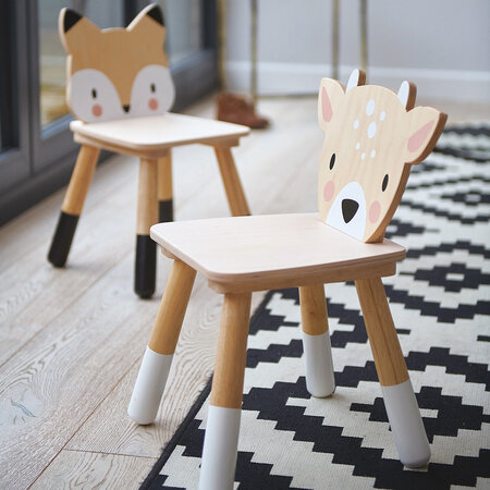 Tender Leaf Toys - Kids Forest Fox Chair