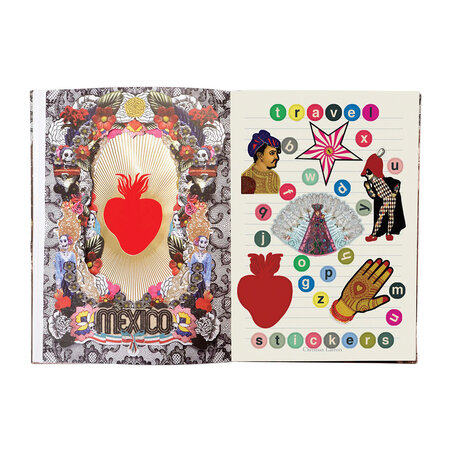 Christian Lacroix - Voyage 2 B5 Hardcover Journal