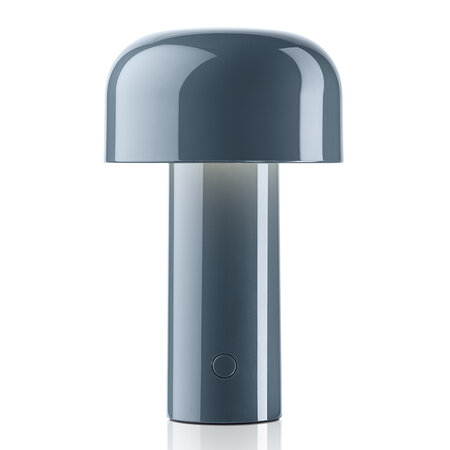 Flos - Bellhop Portable Rechargeable Table Lamp - Gray Blue