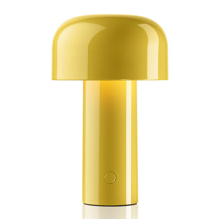 Flos - Bellhop Portable Rechargeable Table Lamp - Indian Yellow