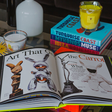 Assouline - Interview: 50 Years Book