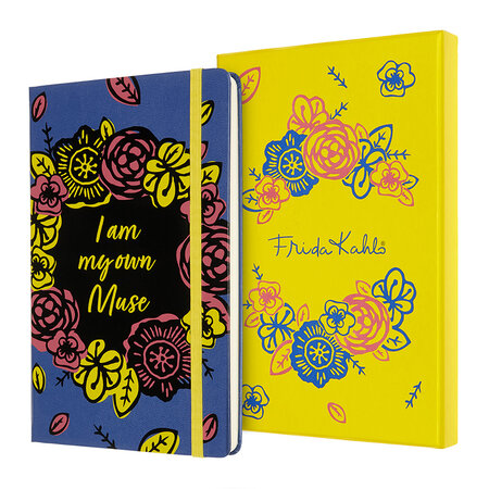 Moleskine - Limited Edition Frida Kahlo Collector's Box - Yellow