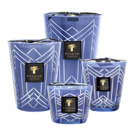 Baobab Collection - High Society Scented Candle - Swann - 10cm