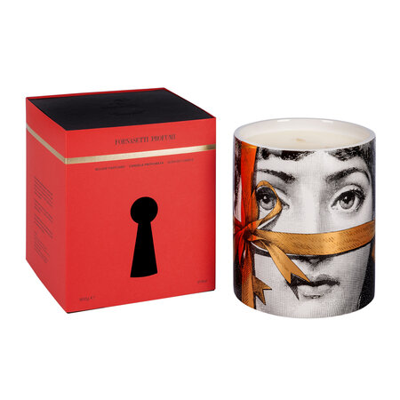 Fornasetti - Regalo Scented Candle - Gold - 900g