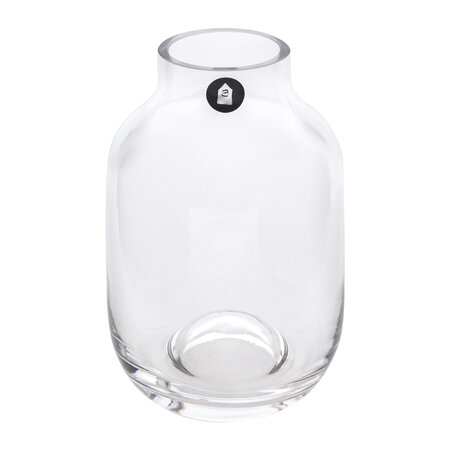 House Doctor - Shaped Vase - Aubergine - Small